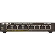 网件 GS308P 8端口千兆以太网交换机