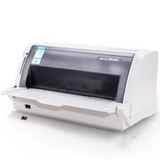 得力 DL-730K 发票针式打印机 快递单打印(80列平推式)