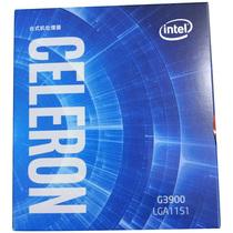 英特尔 赛扬双核 G3900 1151接口 盒装CPU处理器产品图片主图