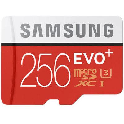 三星 256GB UHS-1 Class10 TF(Micro SD)存储卡(读速95Mb/s)升级版产品图片1