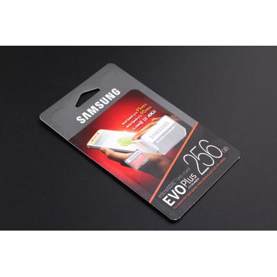 三星 256GB UHS-1 Class10 TF(Micro SD)存储卡(读速95Mb/s)升级版产品图片2