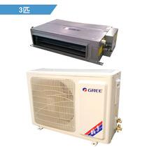 格力 3匹适用37-52㎡ 变频纤薄风管机人工辅材全包价6年包修液晶面板线控中央空调 FGR7.2Pd/CNa产品图片主图