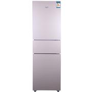 澳柯玛 BCD-192MUG 192升 三开门冰箱 深冷速冻 节能保鲜(金)