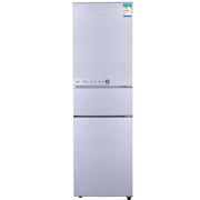 澳柯玛 BCD-192MH 192升  三门冰箱 省电保温 磁能保鲜(灰)