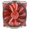 超频三 星际原力S1211 CPU散热器 (多平台/5热管/12cm双风扇/智能/带温测转速显示屏/附带硅脂)产品图片4