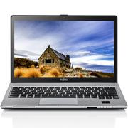 富士通 S935 13英寸超薄商务笔记本电脑(i5-5200U 4G 256G SSD 指纹识别 12小时续航)黑色