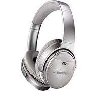 BOSE QuietComfort 35 无线耳机-银色 QC35头戴式蓝牙耳麦 降噪耳机 蓝牙耳机