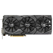 华硕 ROG STRIX-GTX1060-6G-GAMING 1506-1708MHz 6G/8GHz GDDR5 PCI-E3.0显卡