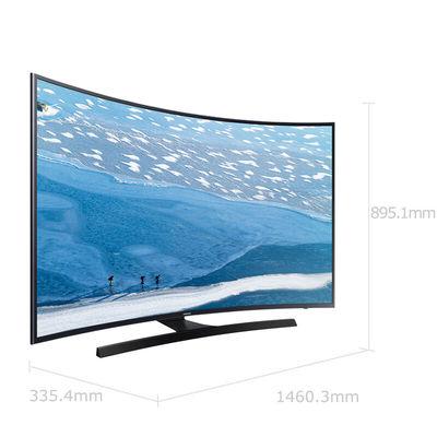 三星 UA65KUC30SJXXZ 65英寸 曲面 4K超高清 智能电视 黑色产品图片2