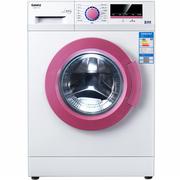格兰仕 XQG60-F712V 6公斤全自动粉色变频 滚筒洗衣机