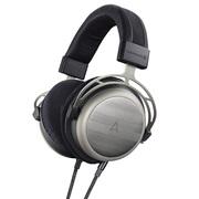 艾利和 Astell&Kern AK T1p 头戴式耳机 特斯拉技术 平衡版头戴耳机 拜亚动力T1平衡升级版 黑色