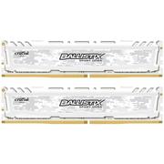 英睿达 铂胜运动LT系列DDR4 2400 16G(8Gx2 套装)台式机内存 迷彩白