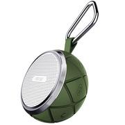 索爱 M3 便携式户外小音箱 无线蓝牙音箱 防水防尘防摔 军绿色