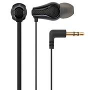 艾利和 ICP-AT500 发烧入门级耳机 动圈入耳式耳塞 FinalAudio合作款 塑料夜壶 面条线耳机 珍珠黑