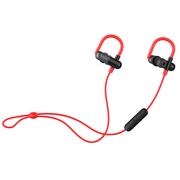 QCY QY11 阿莫 运动蓝牙耳机 耳挂入耳式 蓝牙无线 带麦 黑红版