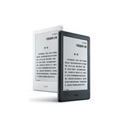 亚马逊 全新Kindle电子书阅读器 (入门版)— 升级外观设计,电子墨水显示屏,专注阅读,舒适护眼,内置WIFI