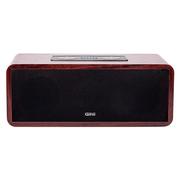 金霓 GS-220智能WIFI音箱/音响无线音箱云音响电脑音箱 APP操控 (典雅红)