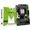 铭瑄 MS-M3A78EL 全固版 M.3 主板(AMD 780L/Socket AM3)产品图片4