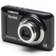 柯达 FZ 53 数码相机 黑色 (1615万像素 2.7英寸屏 5光学变焦 28mm广角 720P高清拍摄)