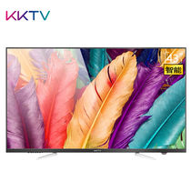 KKTV K43J 43英寸10核安卓智能WIFI平板液晶电视机 康佳出品产品图片主图