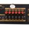 先科 su-110 AV功放机(5.1家庭影院HMDI功放高清4K/3D内置蓝牙无损传输专业大功率数字) (金色)产品图片4