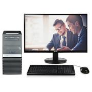 宏碁 SQN4660 7801 商用台式电脑(I5-6400 8GDDR4 128GSSD 无光驱 集显 win7)21.5英寸