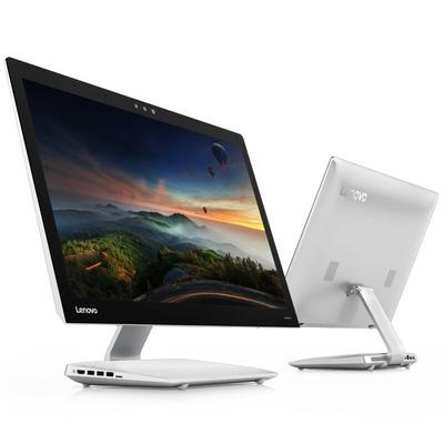 联想 AIO 910 27英寸一体机电脑 (i5-6400T 8G内存 1T+128G SSD固态 GTX940A 2G独显 win10)银色产品图片2