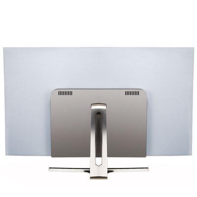 技讯(GVNXUHI) JXQ3201 31.5英寸曲面办公娱乐一体机电脑(凌动四核 集显 2G内存 32G固态 WIFI 键鼠 DOS)银白色产品图片5