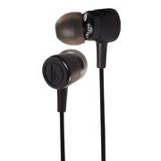 铁三角 ATH-CKL220 时尚入耳式耳机 黑色