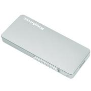 金胜  T5系列 120G 便携式移动固态硬盘 银色 (KS-T5120S)