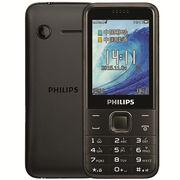 飞利浦 E162 星夜黑 移动联通2G手机 双卡双待