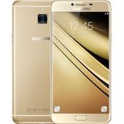 三星 Galaxy C7 32G版 枫叶金 移动联通电信4G手机 双卡双待