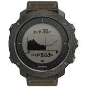 颂拓 手表 TRAVERSE远征系列GPS多功能户外运动松拓男表远征阿尔法军绿色军表SS022292000