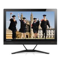联想 AIO 300 23英寸教育一体机电脑(A8-7410 4G 1T R5_A330 2G独显 摄像头Win10)黑色产品图片主图