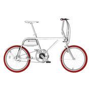 轻客 智慧电单车 TS01 芭莎红