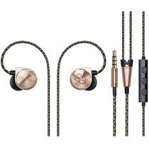 漫步者 H297 旗舰入耳式耳机 耳塞 20周年纪念版 香槟金产品图片主图