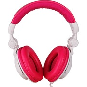 isk HP-966 监听耳机 粉色 时尚轻便 可折叠单耳监听