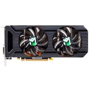 铭瑄 GTX1060巨无霸3G 1506-1708/8000MHz/3G/192bit GDDR5 PCI-E3.0显卡