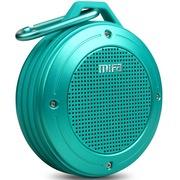 MIFA F10 户外便携式无线蓝牙音箱4.0低音炮免提通话迷你小音响IP56级防尘防水 绚丽蓝