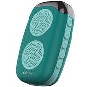 阿希莫 DS-1510 M15 穿戴式健步蓝牙音响 可插卡迷你蓝牙音箱 藏青色