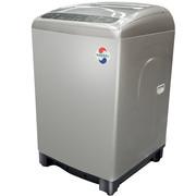大宇 DWF-178GPS 17公斤韩国进口全自动波轮洗衣机 智能变频脱水风干(银色)