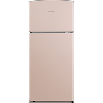 容声 BCD-120KT1 120升 双门小冰箱 实用冷冻室 快速冷冻 经济实用(典雅金)产品图片主图