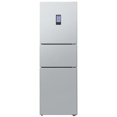 西门子  BCD-306W(KG32HA26EC) 306升 风冷无霜 三门冰箱 空气过滤 LCD液晶屏(不锈钢色)产品图片1
