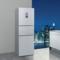 西门子  BCD-306W(KG32HA26EC) 306升 风冷无霜 三门冰箱 空气过滤 LCD液晶屏(不锈钢色)产品图片3