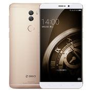 360手机 Q5 Plus 全网通行政版 流光金 6GB+128GB 移动联通电信4G手机 双卡双待