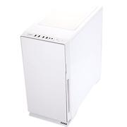 先马 黑洞 白色 中塔式机箱(支持ATX主板/配3把静音风扇/宽体游戏电脑机箱/支持长显卡/黑化背线)