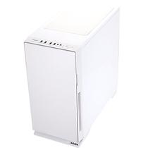 先马 黑洞 白色 中塔式机箱(支持ATX主板/配3把静音风扇/宽体游戏电脑机箱/支持长显卡/黑化背线)产品图片主图
