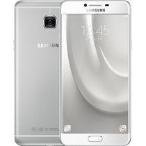 三星 Galaxy C7(SM-C7000)64G版 皎洁银 移动联通电信4G手机 双卡双待产品图片主图