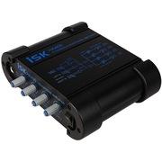 isk HA-400 四路耳机放大器 专业发烧级耳放