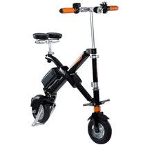 Airwheel E6电动滑板车 智能折叠车 锂电池电动车 白色产品图片主图